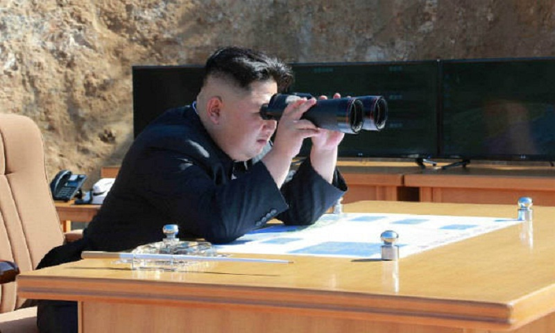 North Korea raises threat of Hydrogen bomb test over Pacific Ocean