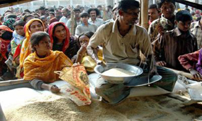 4.21 lakh people to get rice daily at Tk 30 per kg