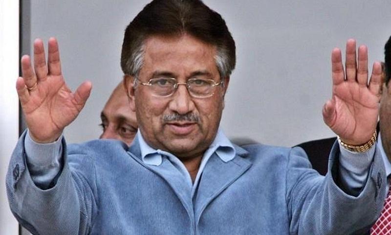 Zardari involved in Benazir Bhutto's assassination: Musharraf
