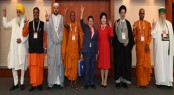 Religious leaders urged to take due role in establishing peace