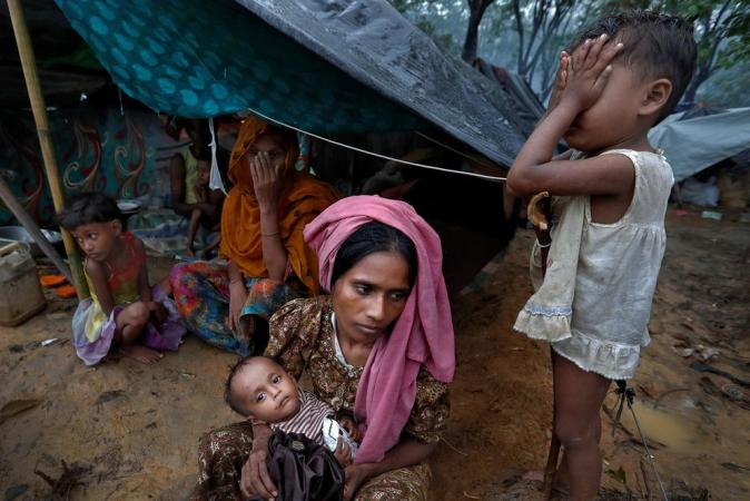 UNHCR scales up aid delivery to Rohingyas in Bangladesh