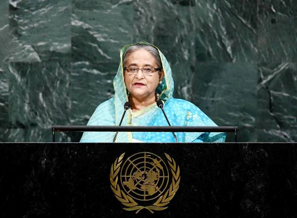 Prime Minister seeks expeditious UN attempts to end Rohingya crisis