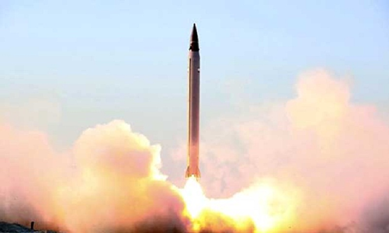Iran tests new missile defying US warnings
