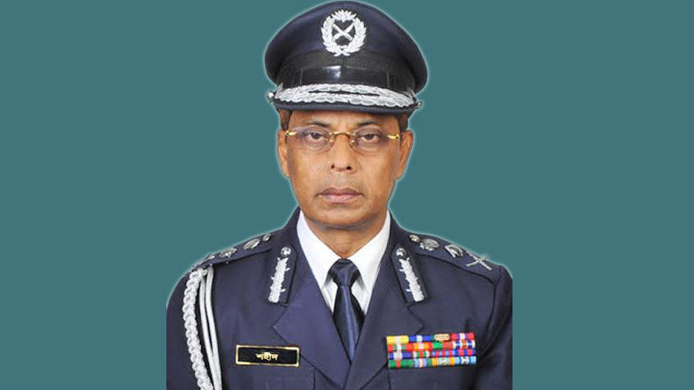 IGP off to China to attend 86th Interpol General Assembly