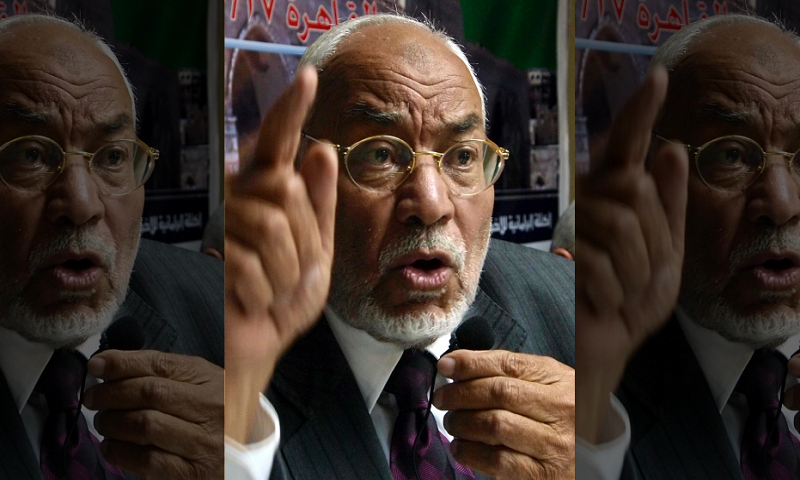 Former leader of Muslim Brotherhood Mahdi Akef dies at 89
