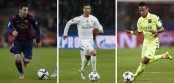 Ronaldo, Neymar, Messi nominees for FIFA prize for 3rd year
