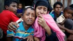 'Influx of Rohingya refugees comes to a halt'