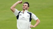 England paceman Roland-Jones injured, doubtful for Ashes