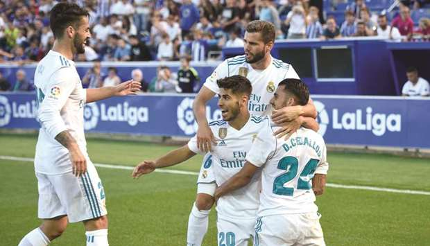 Ceballos ensures Real Madrid bounce back, Atletico Madrid beat Sevilla