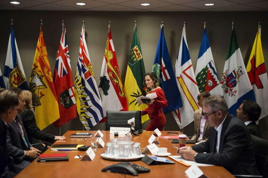Third round of NAFTA talk kicks off in Ottawa