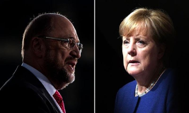 Germany election: Merkel seeks fourth term