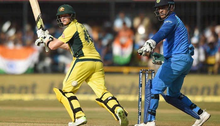 Indian bowlers pull back Aussies after Finch ton