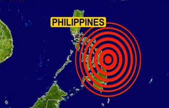 Earthquake rattles southern Philippines