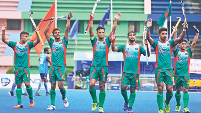18-memebr final squad for Asia Cup hockey announced