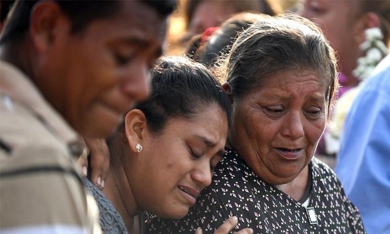 Mexico earthquake: Death toll rises to 305