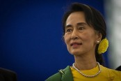 Suu Kyi to send minister to discuss Rohingya issue