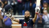 England make 369-9 against West Indies