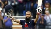 England make 369-9 against West Indies
