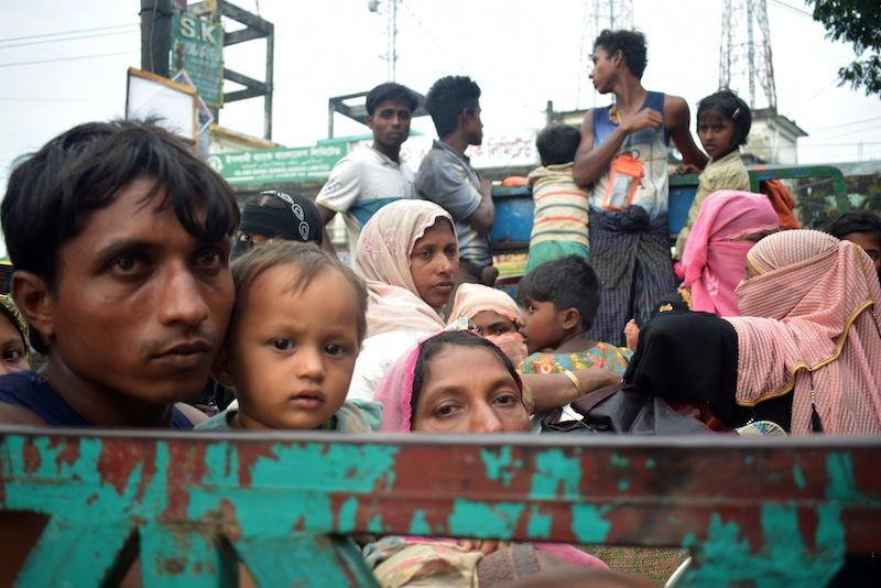 79 Rohingyas sent back to refugee camp after detaining