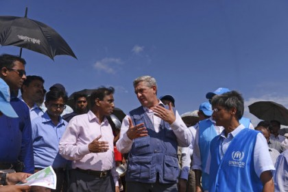 Global community must step up Rohingya aid: UNHCR