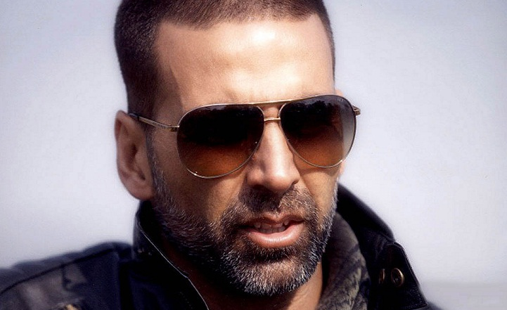 Akshay Kumar enjoys comedy to enact