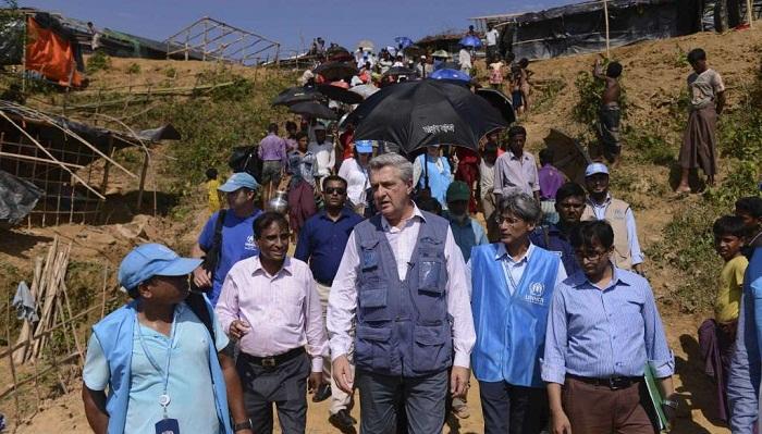 Witnesses: Many Rohingya still trying to flee Myanmar