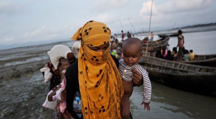 UN reports drop in Rohingya arrivals in Bangladesh