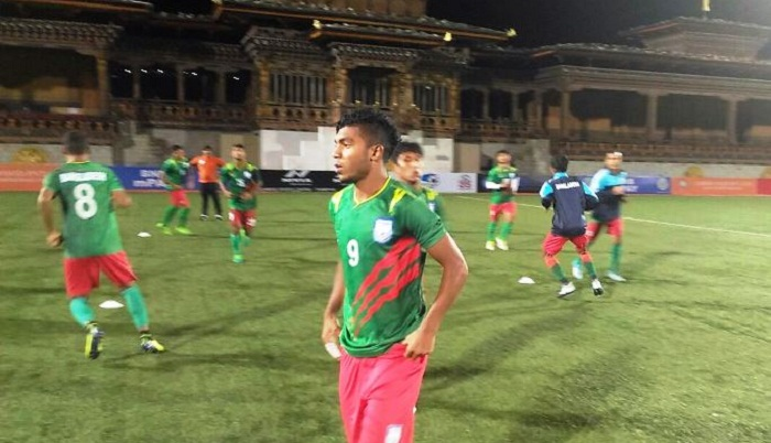 Bangladesh U18 confident before Nepal faceoff