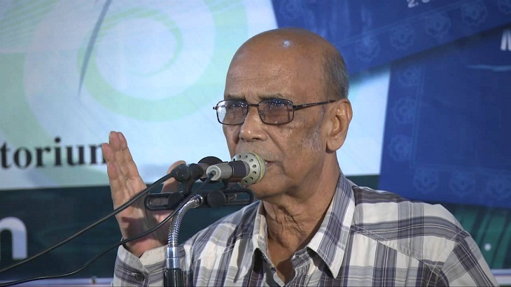 Syed Shamsul Haq's first death anniversary on Wednesday