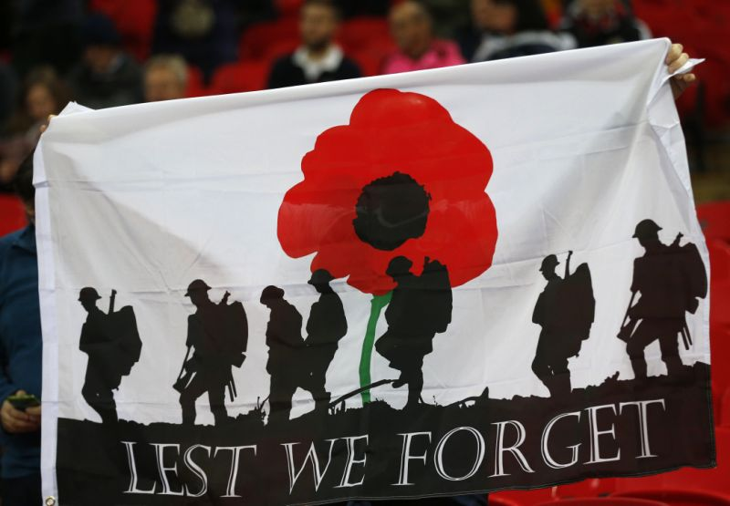 FIFA set to relax ban on war dead commemorations at games