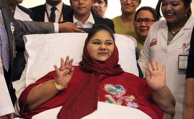 World's 'heaviest' woman Eman dies in Abu Dhabi