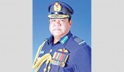 Air chief leaves for USA