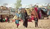 Syrians from the eastern city of Deir Ezzor