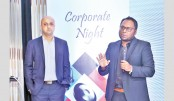 TR hosts Jebra corporate night