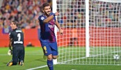 Barca remain perfect in Girona, Real bounce back