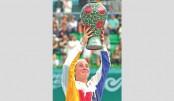 Ostapenko wins Korea Open