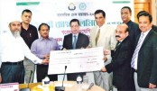 Pubali Bank donates  Tk 25 lakh to SUST