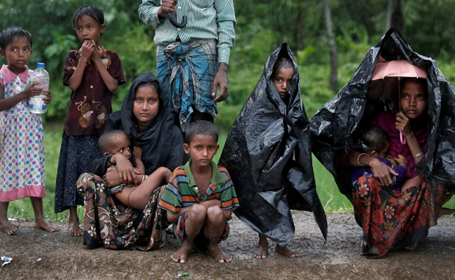 Bangladesh coastal town a place of Rohingya hope and tragedy
