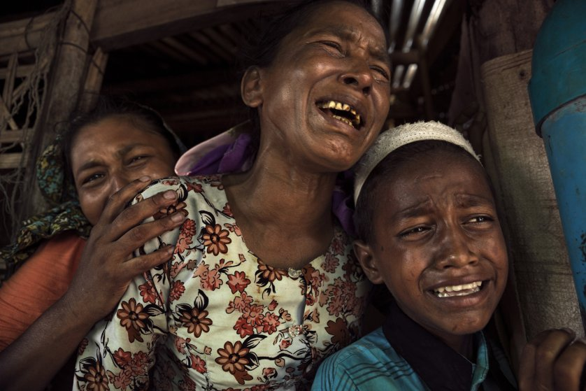 Burmese military commits crimes against humanity: Human Rights Watch