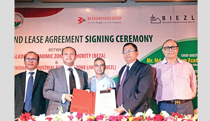 Bashundhara Group to invest $500 m at Mirersarai Economic Zone