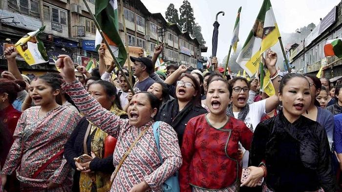 Darjeeling shutdown called off from Wednesday morning