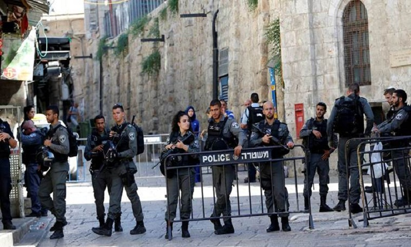 Jerusalem terror attack: 3 Israelis killed in shooting