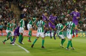 Betis routs Levante 4-0 for its third straight win in Spain