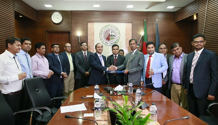 Bashundhara Paper Mills signs deal with DSE, CSE