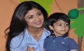 Shilpa Shetty: Can't force my dream on my son