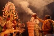 Durga Puja: Maha Saptami celebrated