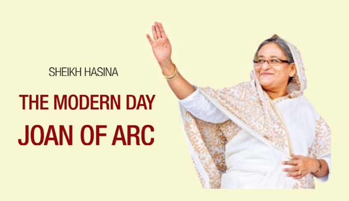 SHEIKH HASINA : THE Modern Day Joan Of Arc