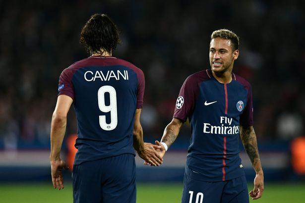 Bayern schooled by PSG as Cavani, Neymar score