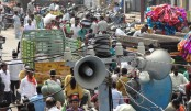 Noise pollution turns acute in city