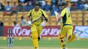 Warner, Finch power Australia to 334/5 in 4th ODI